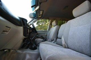 2004 Toyota Landcruiser HZJ105R Standard White 5 Speed Manual Wagon