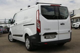 2019 Ford Transit Custom VN 2019.75MY 340S (Low Roof) White 6 Speed Automatic Van.