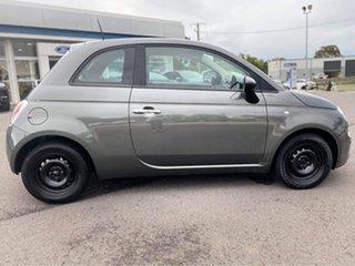 2013 Fiat 500 Grey Manual Hatchback
