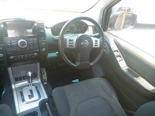 2014 Nissan Navara D40 S7 ST Blue 6 Speed Manual Utility