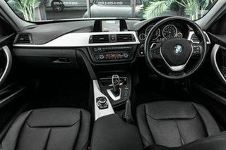 2012 BMW 320i F30 MY0812 320i White 8 Speed Sports Automatic Sedan
