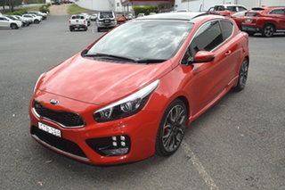2014 Kia Pro_ceed JD MY14 GT-Tech Red 6 Speed Manual Hatchback