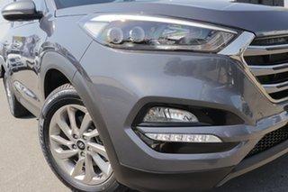 2015 Hyundai Tucson TLE Elite 2WD Pepper Grey 6 Speed Sports Automatic Wagon.
