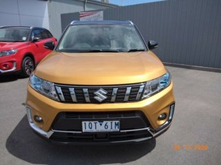 2019 Suzuki Vitara Series II Turbo Solar Yellow & Cosmic Black Roof 6 Speed Automatic Wagon