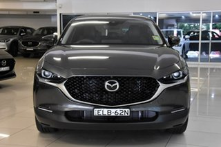2020 Mazda CX-30 DM2W7A G20 SKYACTIV-Drive Astina Grey 6 Speed Sports Automatic Wagon.