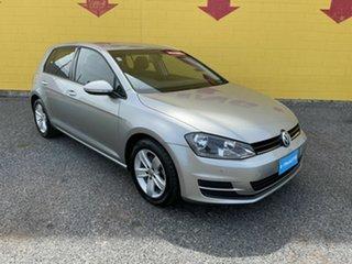 2014 Volkswagen Golf VII MY15 90 TSI Silver 6 Speed Sports Automatic Hatchback.