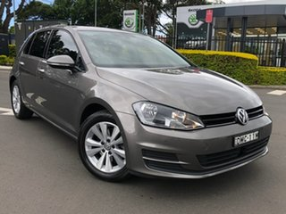 2017 Volkswagen Golf VII MY17 92TSI DSG Comfortline Grey 7 Speed Sports Automatic Dual Clutch.