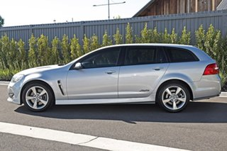 2016 Holden Commodore VF II MY16 SS Sportwagon Silver 6 Speed Sports Automatic Wagon.