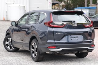 2020 Honda CR-V RW MY21 VTi FWD Cosmic Blue 1 Speed Constant Variable Wagon.