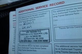 2008 Toyota Hilux KUN26R MY08 SR Black 5 Speed Manual Utility