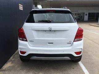 2019 Holden Trax TJ MY19 LTZ White 6 Speed Automatic Wagon
