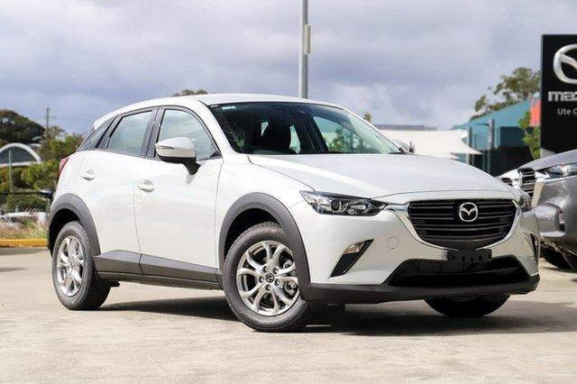 New Mazda CX-3 Kirrawee, CX3 E Maxx Sport 2.0 Ptrl 6spd Auto FWD 5dr Wag