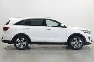 2020 Kia Sorento UM MY20 GT-Line AWD Snow White Pearl 8 Speed Sports Automatic Wagon