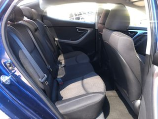 2012 Hyundai Elantra MD2 Active Blue 6 Speed Sports Automatic Sedan