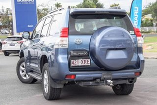 2010 Toyota Landcruiser Prado KDJ150R GXL Blue 5 Speed Sports Automatic Wagon.