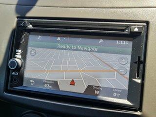 2016 Suzuki Swift FZ MY15 GL Navigator White 4 Speed Automatic Hatchback