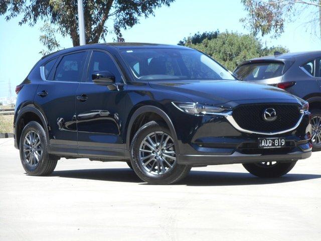 Used Mazda CX-5 KF2W7A Maxx SKYACTIV-Drive FWD Sport Ravenhall, 2018 Mazda CX-5 KF2W7A Maxx SKYACTIV-Drive FWD Sport 6 Speed Sports Automatic Wagon