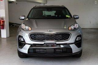 2020 Kia Sportage QL MY21 SX 2WD Grey 6 Speed Sports Automatic Wagon.