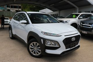 2019 Hyundai Kona OS.2 MY19 Go 2WD Chalk White 6 Speed Sports Automatic Wagon.