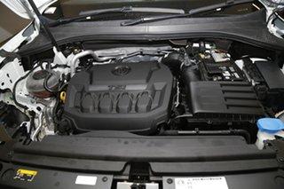 2019 Volkswagen Tiguan 5N MY19.5 132TSI Comfortline DSG 4MOTION Allspace Pure White 7 Speed