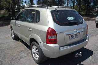 2009 Hyundai Tucson JM MY09 City SX Chrome 5 Speed Manual Wagon