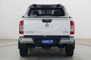 2019 Nissan Navara D23 S3 ST-X White 7 Speed Sports Automatic Utility