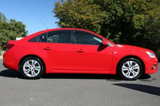 2014 Holden Cruze JH Series II MY14 SRi Red Hot 6 Speed Sports Automatic Sedan