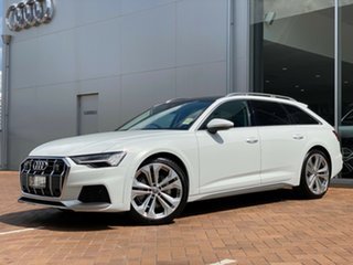 2020 Audi A6 4A MY20 Allroad Tiptronic Quattro 45 TDI 8 Speed Sports Automatic Wagon