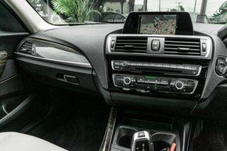 2016 BMW 1 Series F20 LCI 118d Steptronic Urban Line Blue 8 Speed Sports Automatic Hatchback