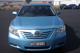 2006 Toyota Camry ACV40R Altise Blue 5 Speed Automatic Sedan.