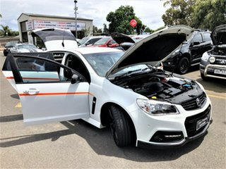 2015 Holden Commodore VF MY15 SS V Sportwagon Sandman White 6 Speed Sports Automatic Wagon