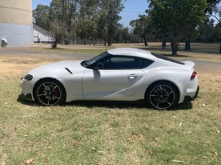 2019 Toyota Supra J29 GR GTS Crystal Pearl 8 Speed Sports Automatic Coupe