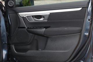 2020 Honda CR-V RW MY21 VTi FWD Cosmic Blue 1 Speed Constant Variable Wagon