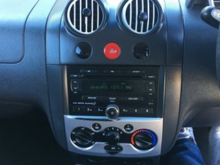 2008 Holden Barina TK MY08 Blue 5 Speed Manual Hatchback
