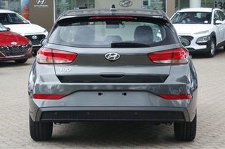 2020 Hyundai i30 PD.V4 MY21 Amazon Gray 6 Speed Sports Automatic Hatchback