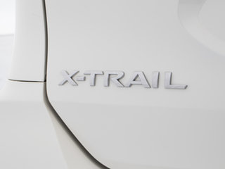 2018 Nissan X-Trail T32 Series 2 ST-L (2WD) White Continuous Variable Wagon