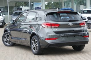 2020 Hyundai i30 PD.V4 MY21 Iron Grey 6 Speed Sports Automatic Hatchback.