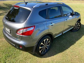 2013 Nissan Dualis J10W Series 4 MY13 Ti-L X-tronic AWD Grey 6 Speed Constant Variable Hatchback