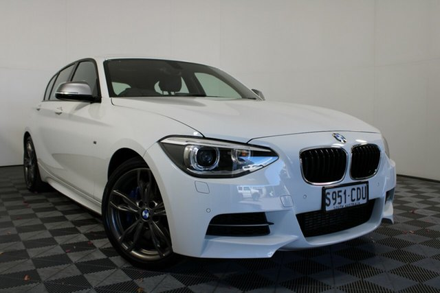 Used BMW 1 Series F20 MY0714 M135i Wayville, 2015 BMW 1 Series F20 MY0714 M135i White 8 Speed Sports Automatic Hatchback