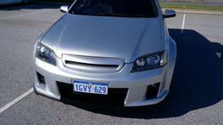 2009 Holden Ute VE MY09.5 SV6 Silver 6 Speed Manual Utility