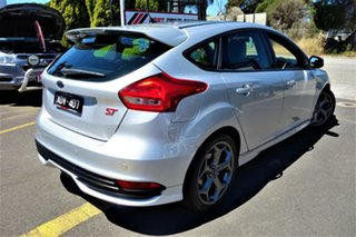 2015 Ford Focus LZ ST Silver 6 Speed Manual Hatchback.