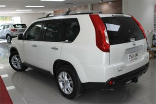 2011 Nissan X-Trail T31 ST White 6 Speed Manual Wagon.