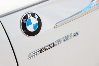 2013 BMW Z4 E89 LCI MY0313 sDrive35is D-CT White 7 Speed Sports Automatic Dual Clutch Roadster