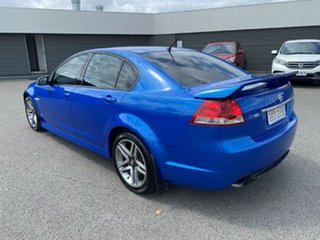 2011 Holden Commodore VE II SV6 Blue 6 Speed Sports Automatic Sedan