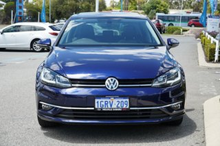 2018 Volkswagen Golf 7.5 MY18 110TSI DSG Highline Blue 7 Speed Sports Automatic Dual Clutch