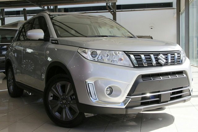 New Suzuki Vitara LY Series II 2WD Maitland, 2021 Suzuki Vitara LY Series II 2WD Silver 6 Speed Sports Automatic Wagon