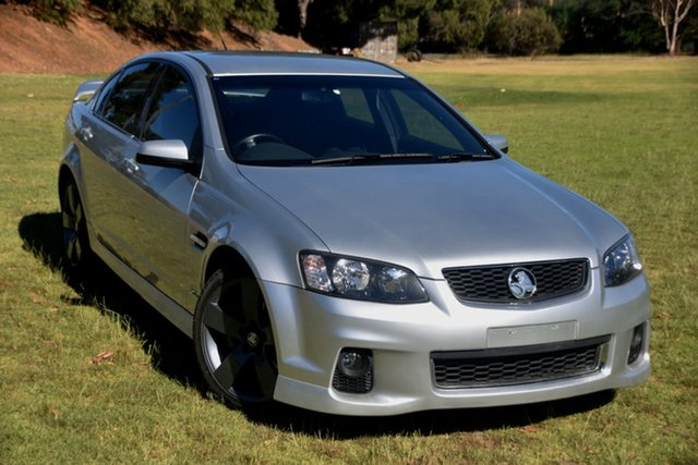 Used Holden Commodore VE II MY12.5 SV6 Z Series St Marys, 2012 Holden Commodore VE II MY12.5 SV6 Z Series Silver 6 Speed Sports Automatic Sedan