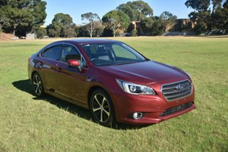 2015 Subaru Liberty B6 MY15 2.5i CVT AWD Premium Burgundy 6 Speed Constant Variable Sedan.