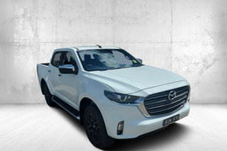 2020 Mazda BT-50 TFS40J GT White 6 Speed Sports Automatic Utility.