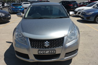 2011 Suzuki Kizashi FR XL Silver 6 Speed Constant Variable Sedan.